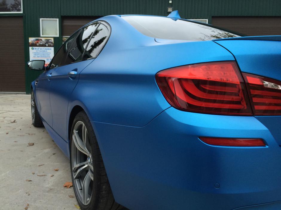 Оклейка автомобилей BMW Калининград