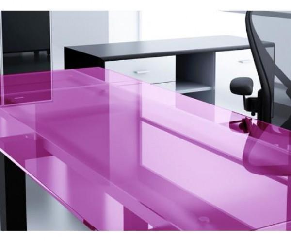 Дизайнерские пленки SOLAR SCREEN® цветная прозрачная пленка Pink C